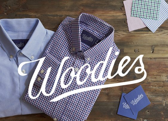 Woodies | Perfect Fitting Shirts with 3D Measuring by Jacob Wood — Kickstarter
