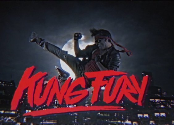 KUNG FURY Official Movie [HD] - YouTube