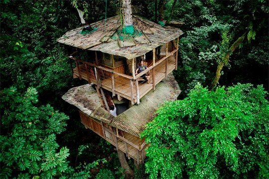 Places to Visit: Treetop Home Community in Costa Rica