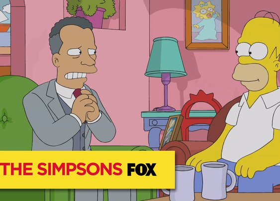 THE SIMPSONS | The Simpsons Called It!