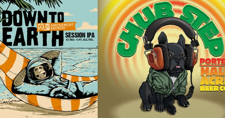7 Of The Most Beautiful Animal-Themed Craft Beer Labels | VinePair