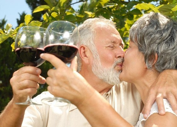 Apparently Red Wine Can Increase Testosterone