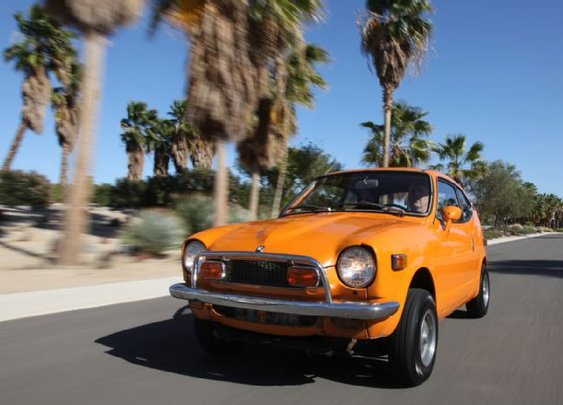 Collectible Classic: 1970-1972 Honda 600 | Automobile Magazine