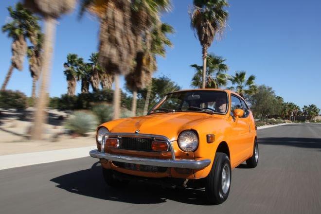 Collectible Classic: 1970-1972 Honda 600   Automobile Magazine