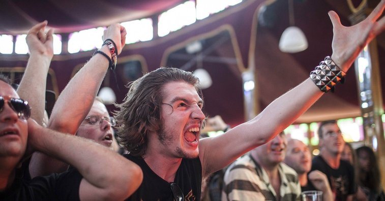 Forget Taylor Swift: Spotify is all about heavy metal
