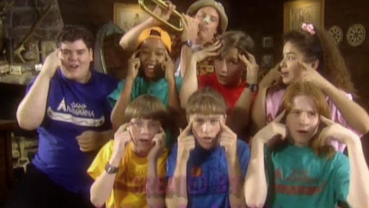 Awful Waffle! Salute Your Shorts cast reunited