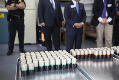 Fitchburg firm makes a less-lethal bullet