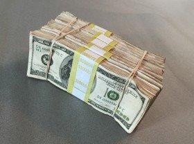 $50K Fake Money