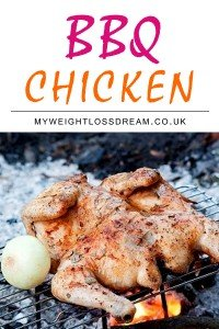 My Super Simple BBQ Chicken Recipe | My Weight Loss Dream