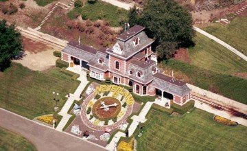 You Can Buy Michael Jackson's Neverland Ranch