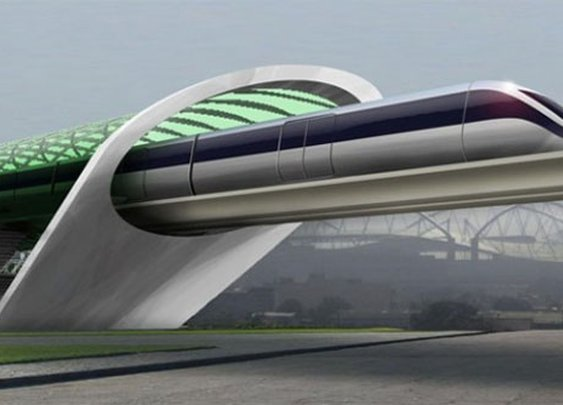 The Hyperloop is about to break ground | Nerdology