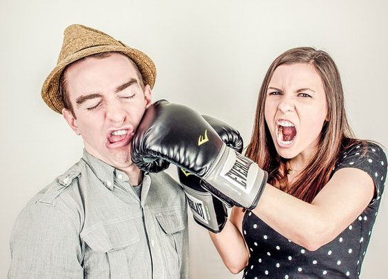 The Right Way Of Dealing With a Nagging Woman