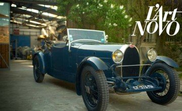 Meet the Family Dedicated to Restoring Bugattis