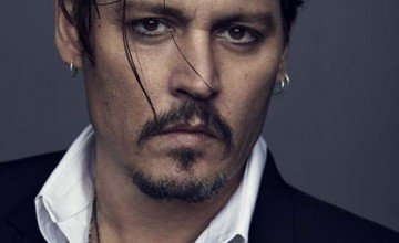Johnny Depp Is New Face Of Dior Fragrance