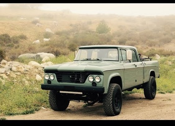 Icon Dodge D200 Power Wagon