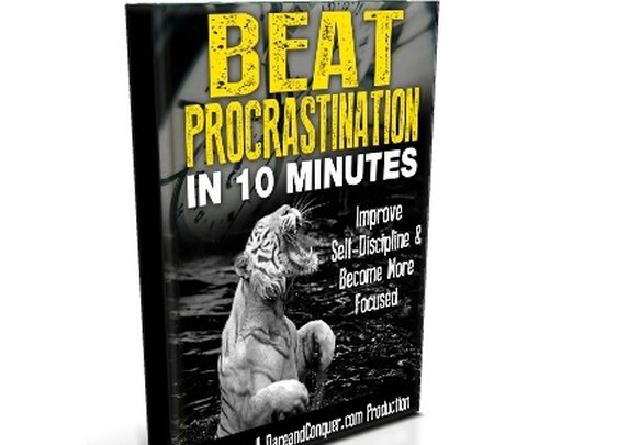 The Best E-Book To Beat Procrastination Is Out For Free!