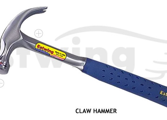 The Estwing Claw Hammer: One Life, One Hammer