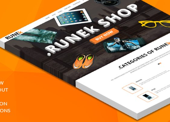 Runek - Multipurpose and Responsive Magento Theme | ThemeForest