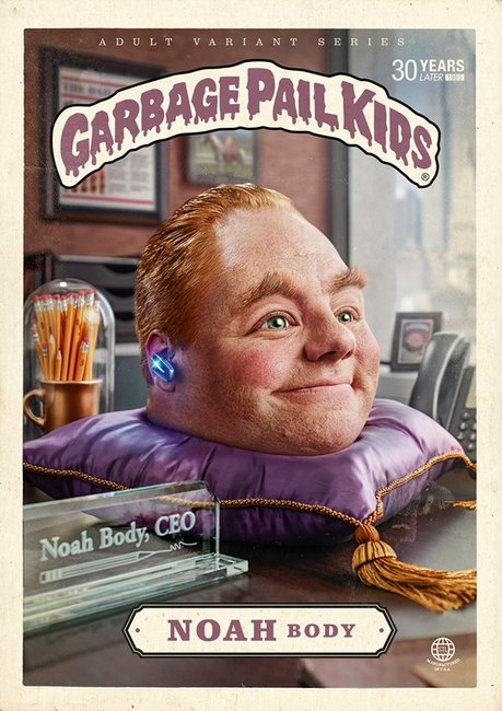 Garbage Pail Kids – Where are they now? | Bruton Stroube Studios