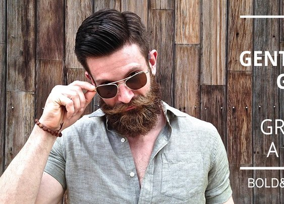 The Gentleman's Guide to Growing a Beard - Bold and Determined