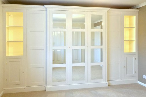 PAX traditional fitted wardrobe hack - IKEA Hackers - IKEA Hackers