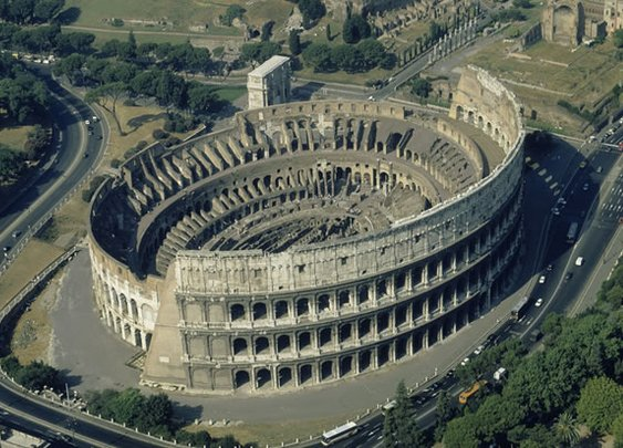 1,500 Years Later, Killer Animal Elevator Returns to Colosseum