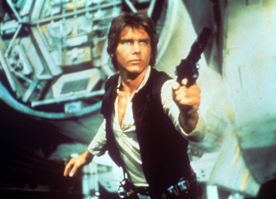 Original Star Wars Script Found, Han DID shoot first