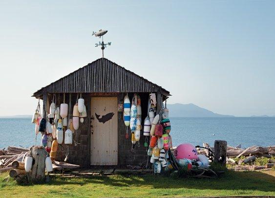 The Willows Inn on Lummi Island, Chef Blaine Wetzel | SAVEUR
