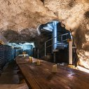 Someone Drilled A Secret 9-Story Deep Wine Cellar Into A Cliff And Now You Can Buy It For $3 Million | VinePair