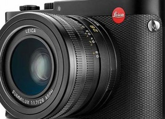 The new Leica Q is an innovative compact camera with a 24MP