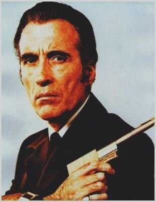 Badass of the Week: Christopher Lee - RIP at 93