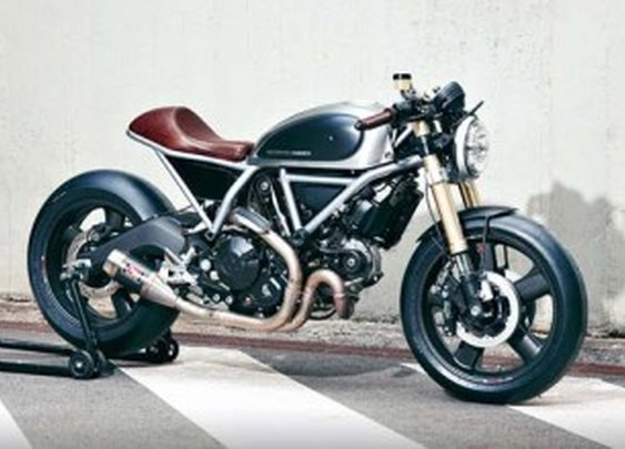 Ducati Scrambler Project Hero 01 by Holographic Hammer