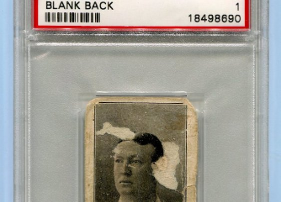 For Sale On eBay: One Of The World's Rarest Baseball Cards - Forbes