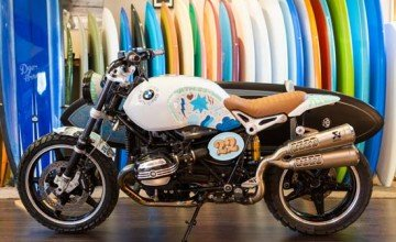 BMW reveals its first ever scrambler, the Concept Path 22