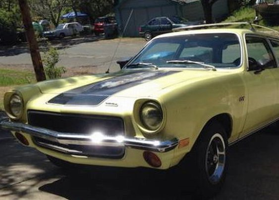 For $5,900, This 1973 Chevy Vega GT Says Wagons Ho! | Jalopnik.com