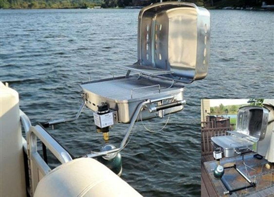 SheilaShrubs.com: Land & Lake Grill MMG880 by Outdoors Unlimited: Portable Grills