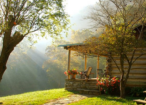 Log Cabins Are So In Right Now | Rent one for yourself and see what the fuss is about | PureWow National