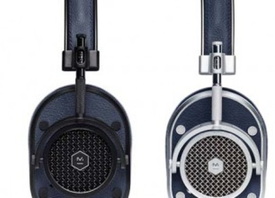 Watch How Master & Dynamic MH40 Headphones Are Made