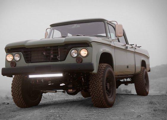 Icon Dodge Power Wagon Crew Cab | Uncrate