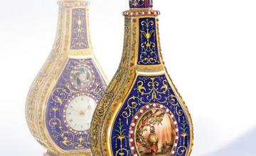 Jaquet Droz Antique Piece Sold at $2.5 million