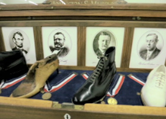 This company makes every president's shoes - Video - Luxury