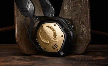 V-Moda Unveils Customizable 3D Printed Headphones $40,000