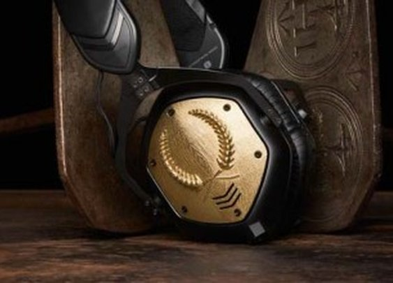 V-Moda Unveils Customizable 3D Printed Headphones $40,000