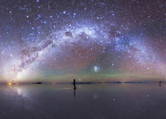 Photos: What the sky should look like without light pollution