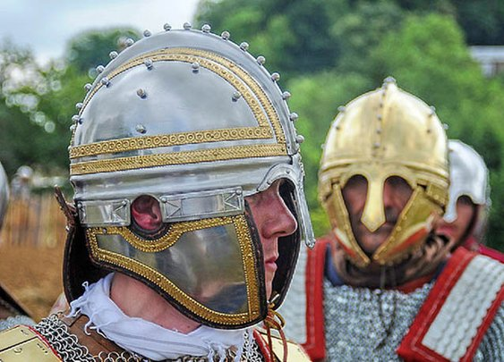 5 Iconic Roman Helmet Designs | Made From History