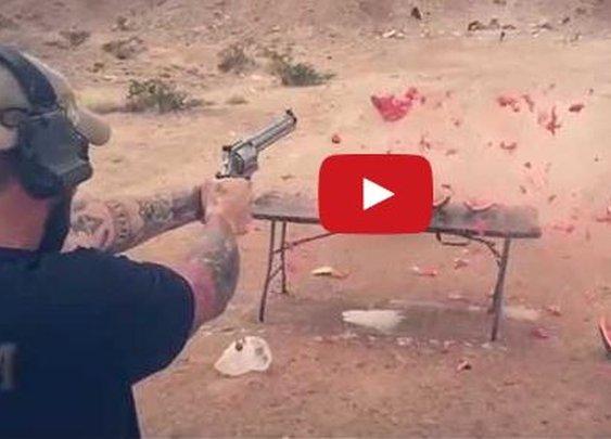 .500 Magnum & LeadslingersWhiskey