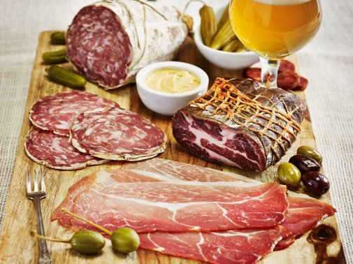 The 8 items you need to eat to really understand charcuterie   DRAFT Magazine