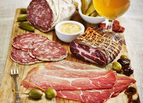 The 8 items you need to eat to really understand charcuterie | DRAFT Magazine