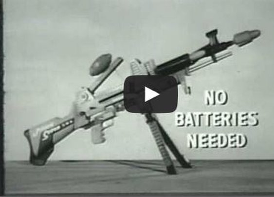 Most Epic Toy Gun CommercialEver