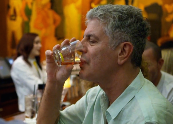 Every American Bar Bourdain's Visited - Anthony Bourdain's Favorite Bars